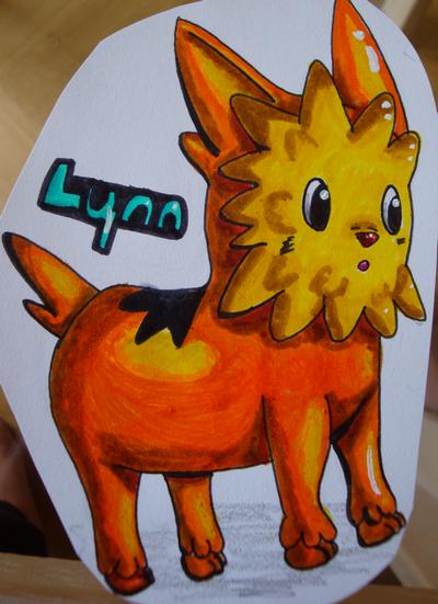 Galerie de LittleUnicorn - Quand les Pokémon deviennent flashy