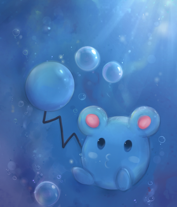 [Besoin d'aide] Faire un fond underwater sur PaintTool SAI 18319