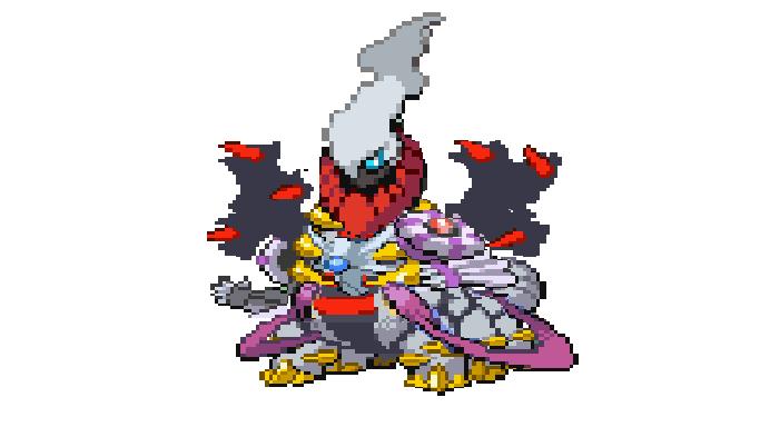 Pokemon legendaire de pokemon version aube - Pokemon legendaire ...