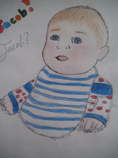 Galerie de grams - Mon cousin Jacob