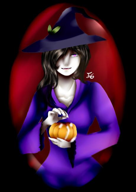 Galerie de Lucario4 - Joyeux Halloween ! (en avance)