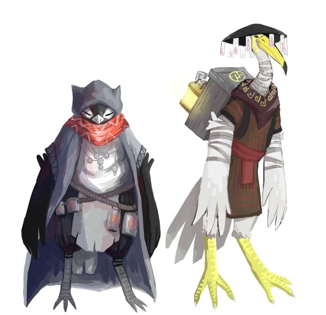 Galerie de yansu - Oiseaux