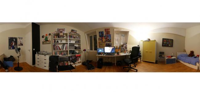 Ma chambre en 360°
