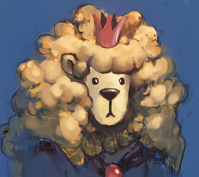 Galerie de Black_Kitsune - Roi lion