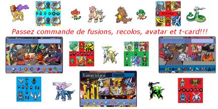 Galerie de Jaroda - Passez commande de fusions, recolos, avatar et t-cards!!!!!