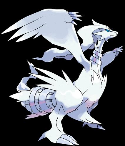 Pokemon noir et blanc legendaire - Pokemon noir et blanc personnage ...