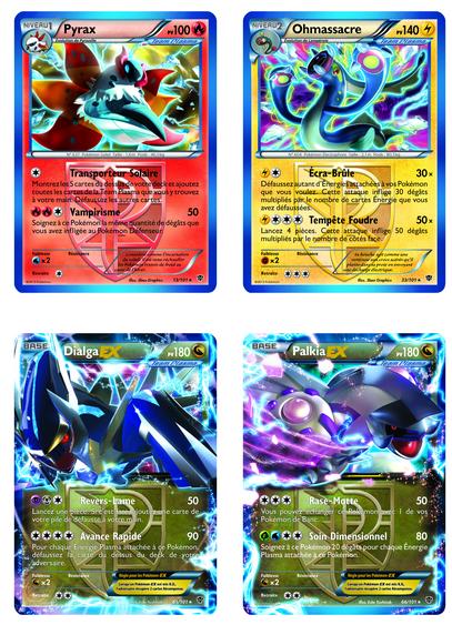 Pok terra news pok mon edit2 un nouveau pok mon un nouveau design pour la 3ds xl et plus encore - Carte pokemon team plasma ...